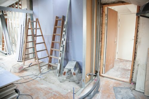 Residential Flat Refurbishment